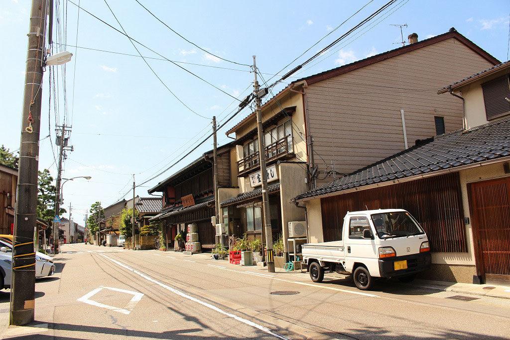 金沢市町並み
