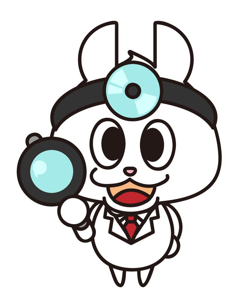 医療系キャラクター制作
